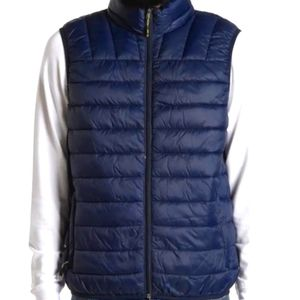 Hawke & Co. Quilted Down Vest - Sz  Small